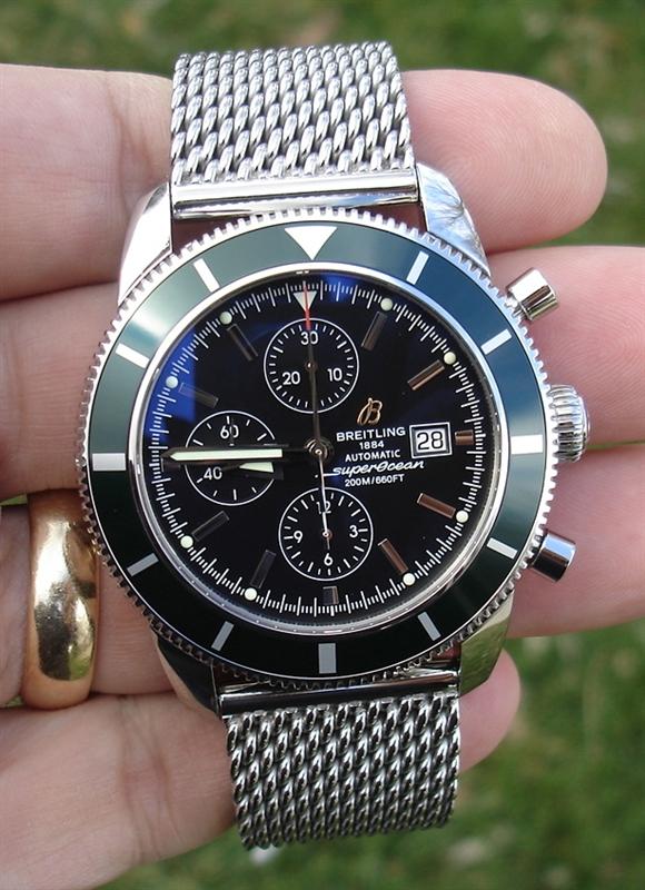 V roce 2016 je k dispozici nová Breitling Transocean chronograf Limited  Edition hodinky 356578a84fa